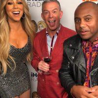 Mariah Carey & Elvis Duran